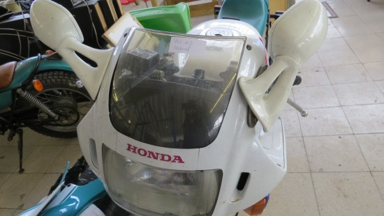 Honda CBR Supersport 500 F