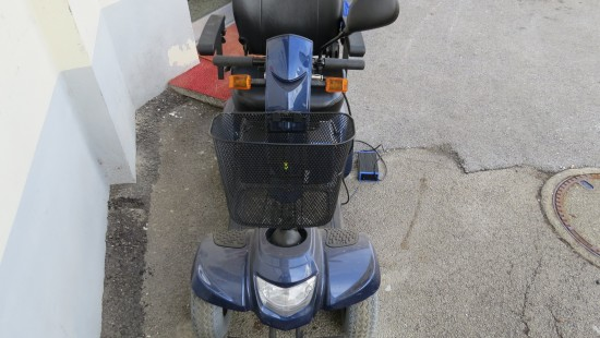 Elektro Scooter Ceres 4