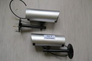 Cav. Überwachungskamera-Dummies